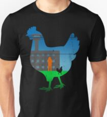The Chickening Unisex T-Shirt