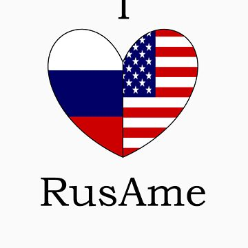 I Heart RusAme by SevLovesLily