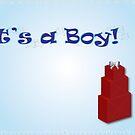 Baby Boy! by Rachael Ryan