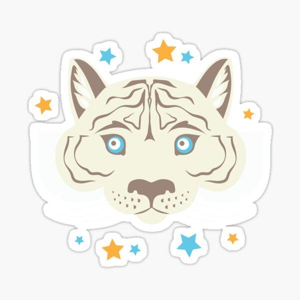 Celestial Tiger Sticker