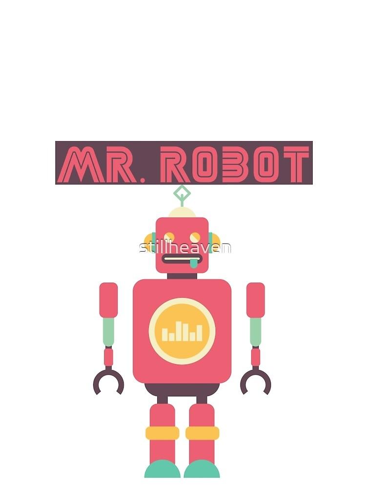 Mr Robot by stillheaven