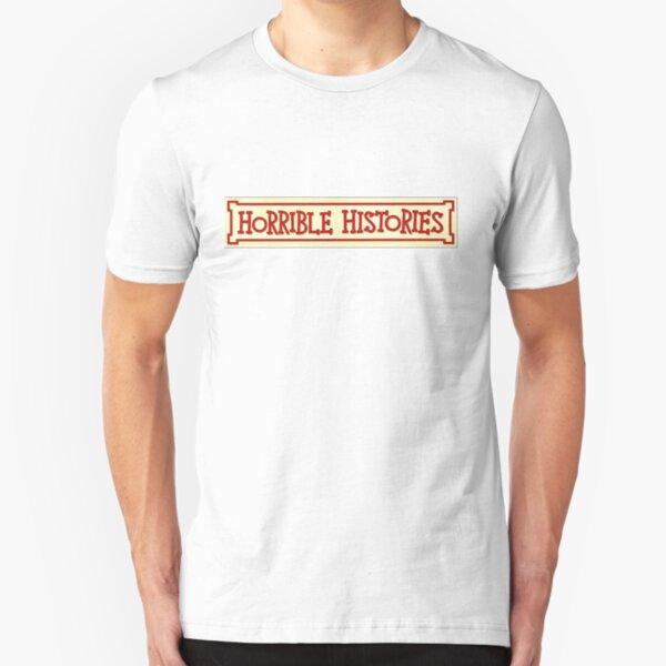Horrible Histories! Slim Fit T-Shirt