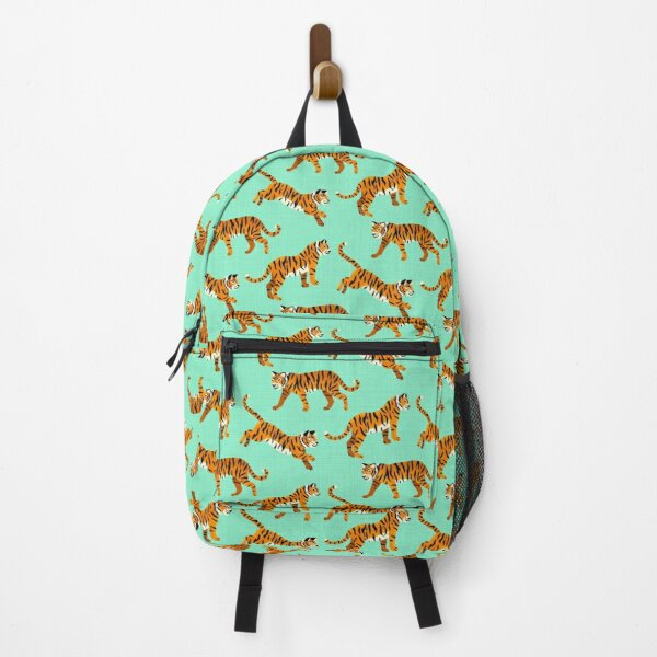Bengal Tigers - Mint  Backpack