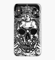 Passive Aggressive - White iPhone Case