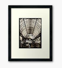 Nicholas Building, Melbourne Framed Print
