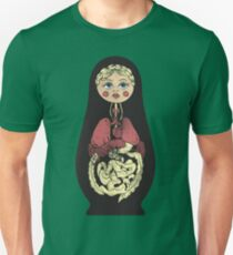 Russian doll Unisex T-Shirt