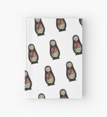 Russian doll Hardcover Journal