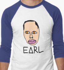 earl Men's Baseball ¾ T-Shirt