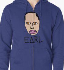earl Zipped Hoodie