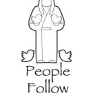 People Follow Me by Sheep-n-Wolves