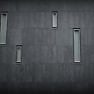 Slits & Slate by artkitecture