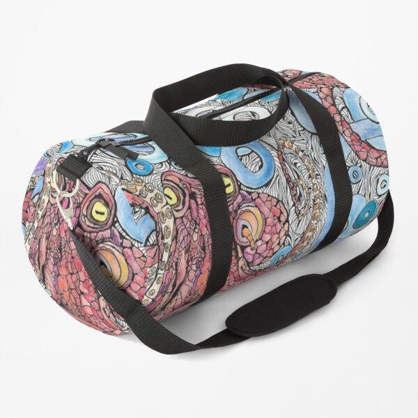 Squiddy Rings Duffle Bag
