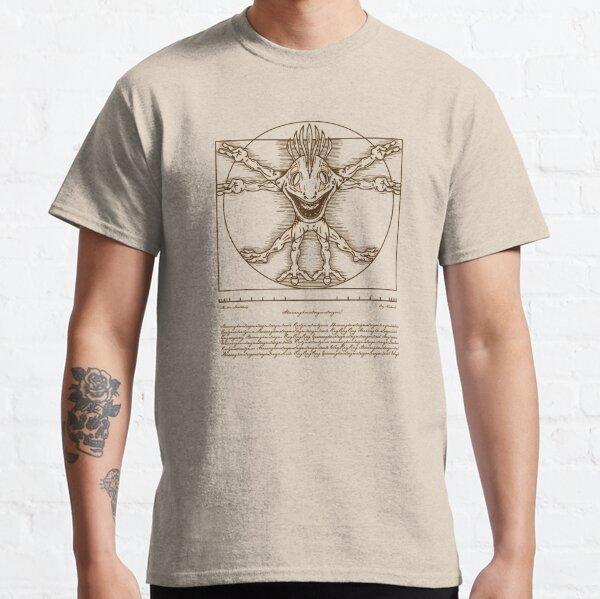 Vitruvian Murloc Classic T-Shirt