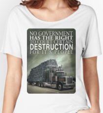 Truck ov Skulls Women's Relaxed Fit T-Shirt