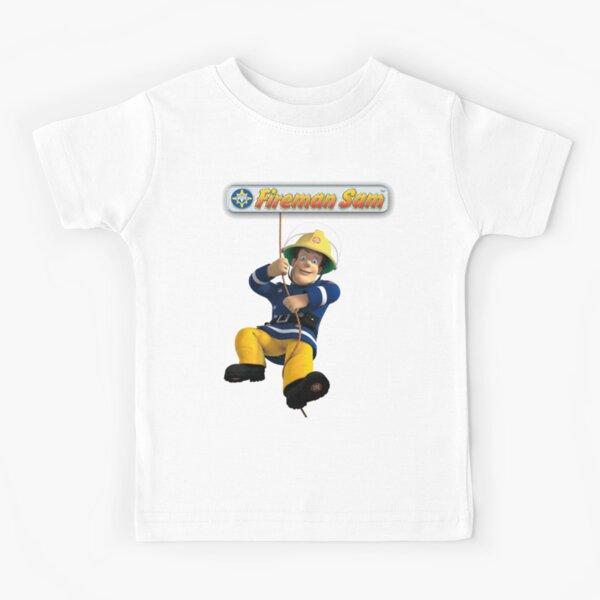 Fireman Sam Kids T-Shirt