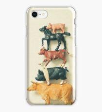 Animal Antics iPhone Case/Skin