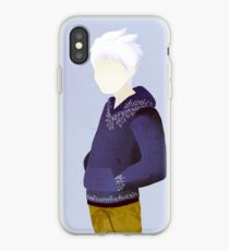 Jack Frost iPhone Minimal iPhone-Hülle & Cover