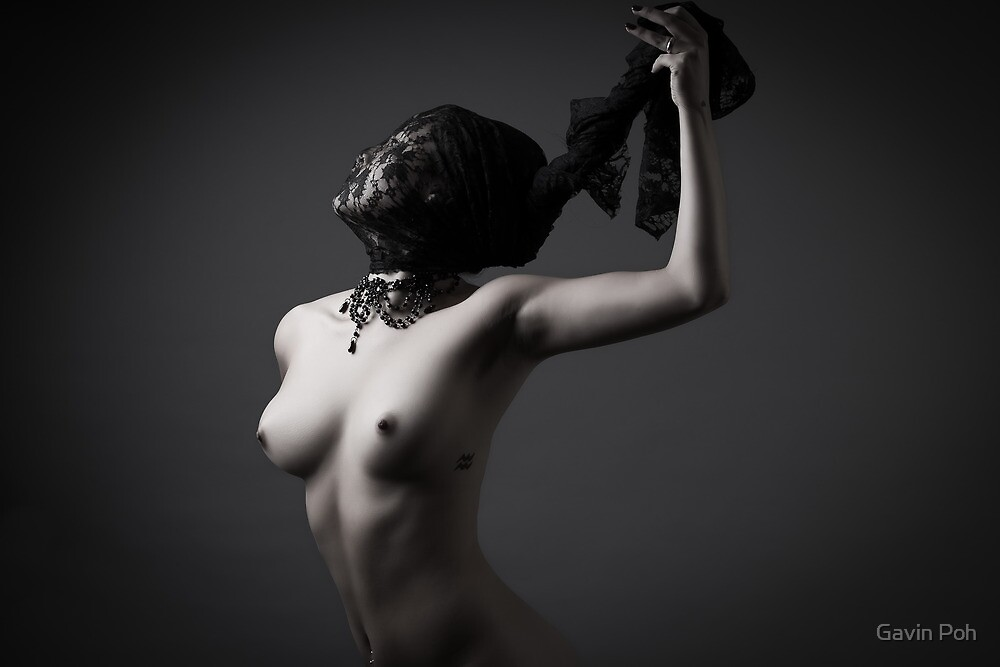 Project Nude - Veiled by Gavin Poh