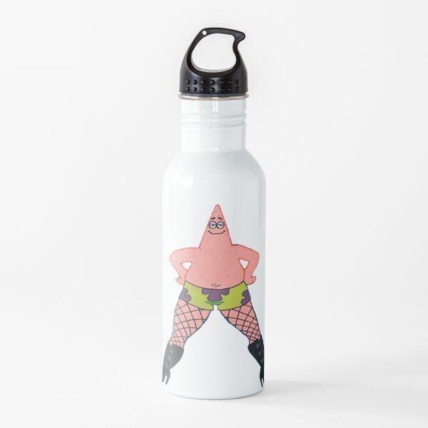Patrick in fishnets Water Bottle