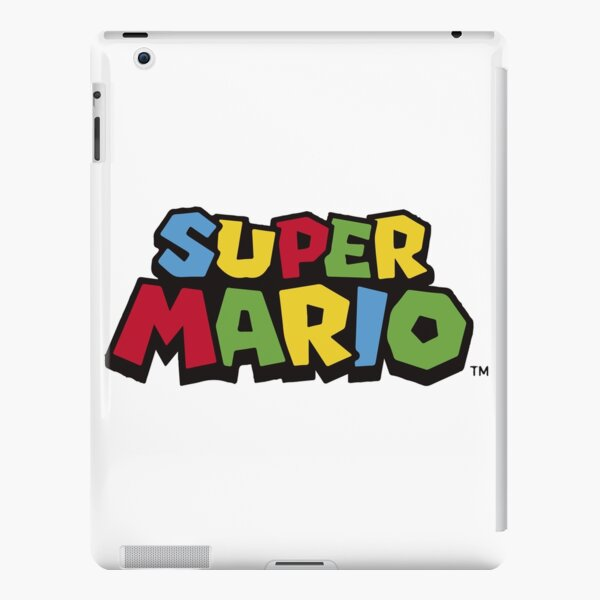 Super Mario game iPad Snap Case