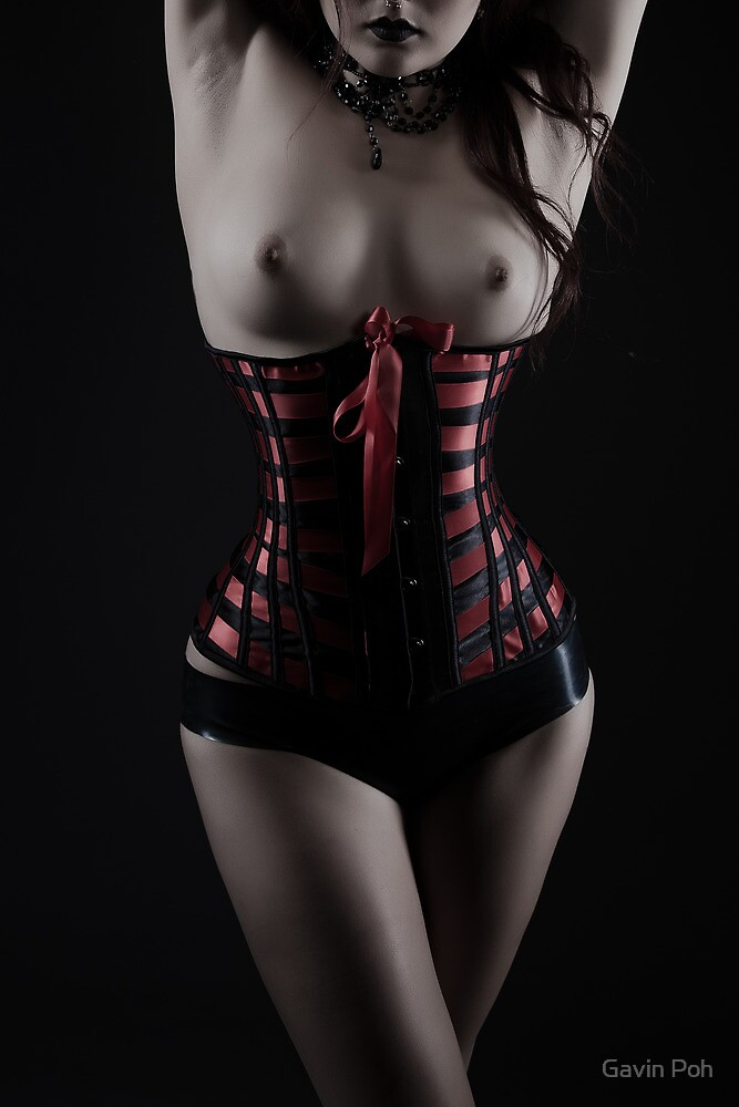 project Nude - Corset by Gavin Poh