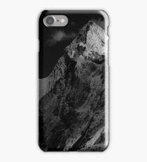 Maligne Lake mountains iPhone Case/Skin