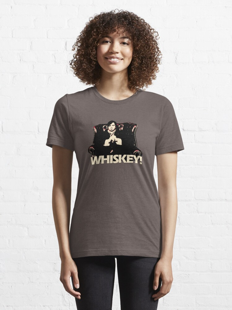 Alternate view of Snuff Box - Whiskey! Essential T-Shirt