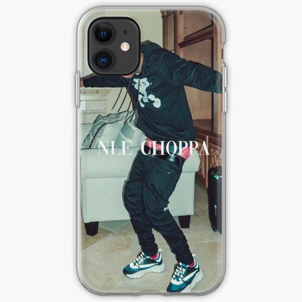 Nle Choppa Iphone Case Cover By Fullprisme Redbubble