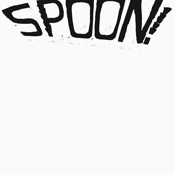 Spoon! (Black) by metalspud