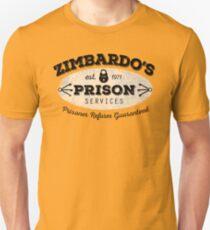 Zimbardo's Prison Services Unisex T-Shirt