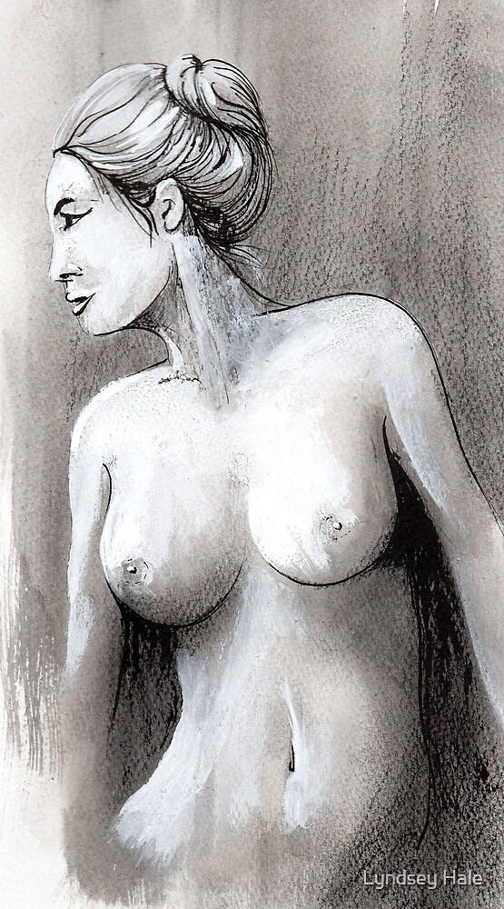 Nude 1 by Lyndsey Hale
