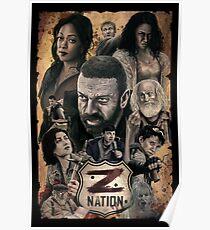 Z Nation Poster