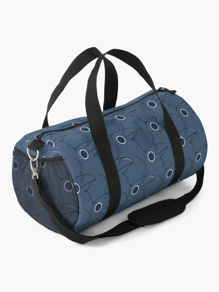 Alternate view of Classy Dots... or Secret Crows? Duffle Bag