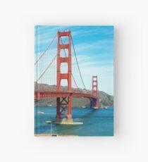 Golden Gate Bridge Hardcover Journal