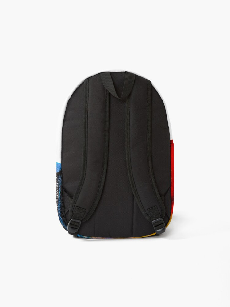 Alternate view of A Winter Journal... Backpack
