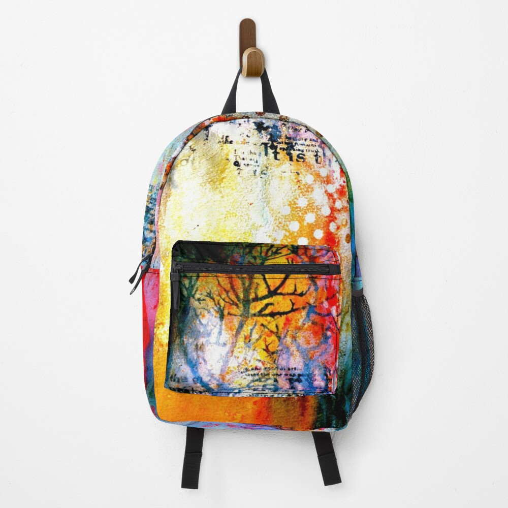 A Winter Journal... Backpack