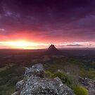 Ngungun Sunset by Michael Cudmore