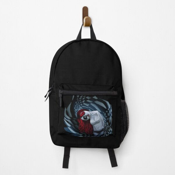 the dark side of my mind hurts Backpack