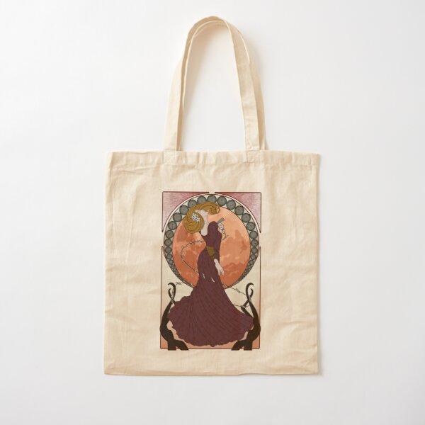 Tote bag Moonlight by CANNE