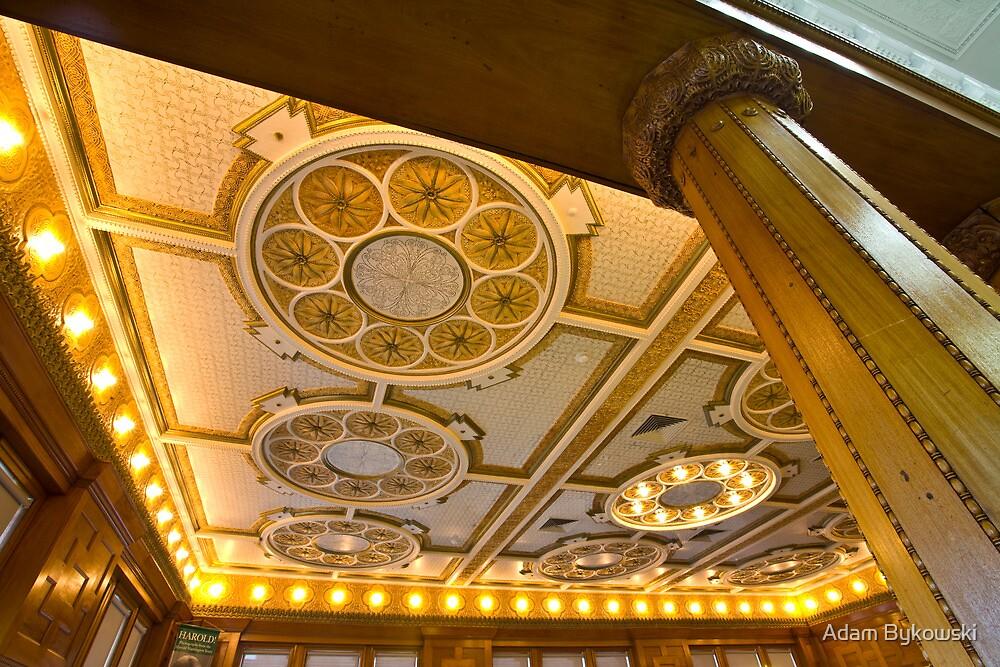 Chicago Auditorim Buidling - 10th Floor by Adam Bykowski