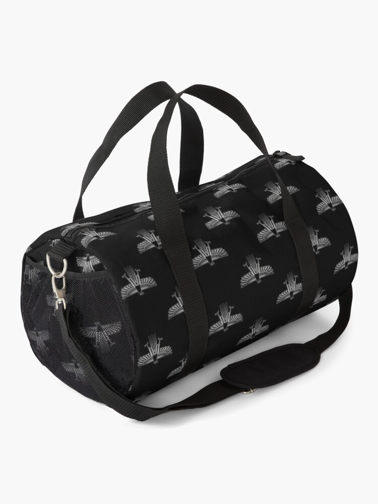 "Alternate view of MR2 ""Screaming Chicken"" Duffle Bag"