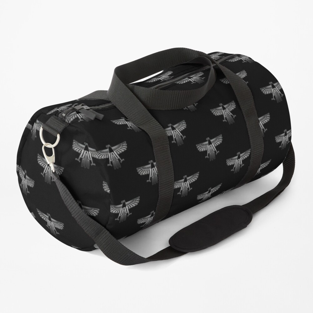 "MR2 ""Screaming Chicken"" Duffle Bag"