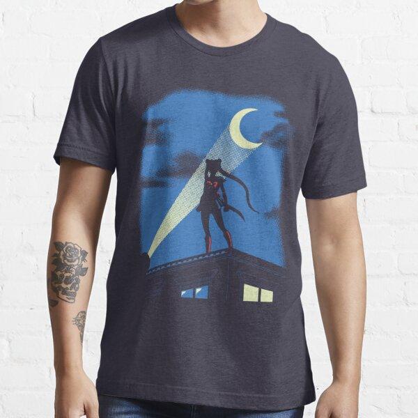 Lune Knight Rises T-shirt essentiel