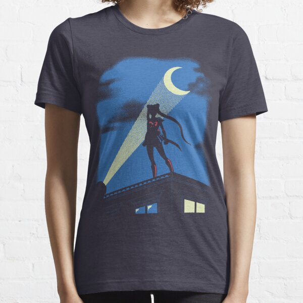Moon Knight Rises Camiseta esencial