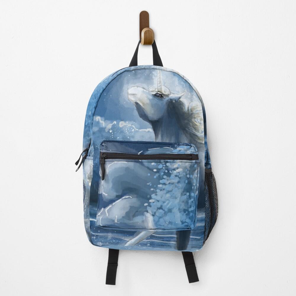 Das letzte Einhorn Backpack
