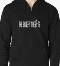 The Benefit Cheats Zipped Hoodie
