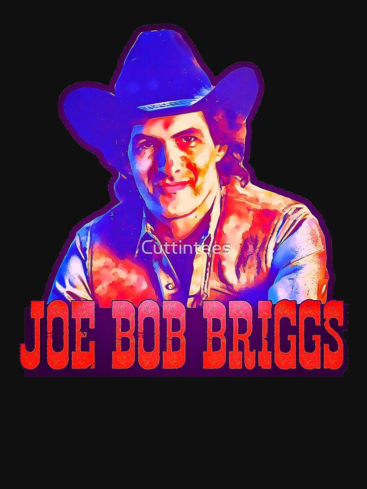 Joe Bob Briggs Horror icon by Cuttintees