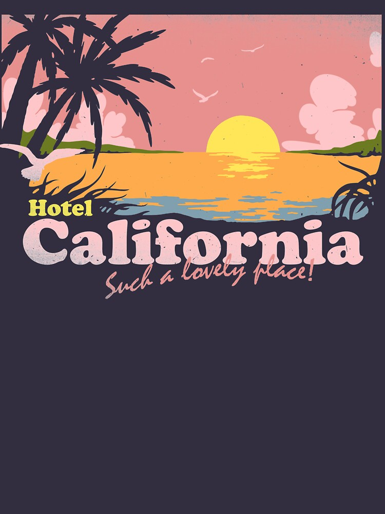 Hotel Californien von mathiole