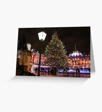 Christmas Card No.8 Greeting Card