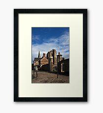 Whitby Abbey 2 Framed Print